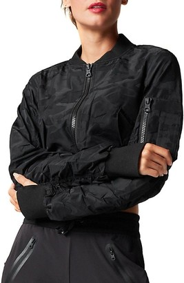 Blanc Noir Bombadier 3-In-1 Jacket