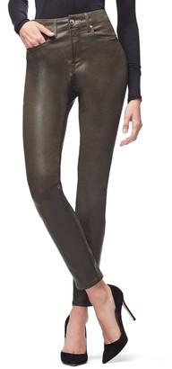 Ga Sale Good Legs Waxed Jeans - Olive004