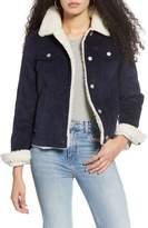 Vigoss Corduroy Fleece Lined Jacket
