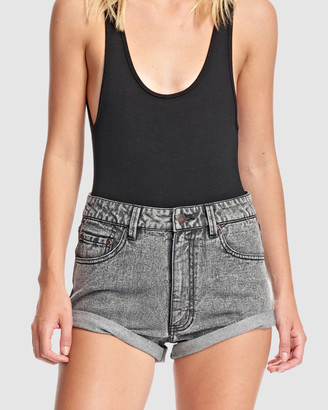 RES Denim Women's Black Shorts - Andy Short - Size One Size, 26 at The Iconic