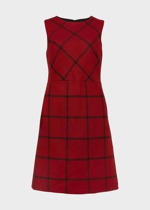 Hobbs Verity Wool Dress