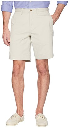 Polo Ralph Lauren Classic Fit Stretch Chino Short (Classic Stone) Men's Shorts