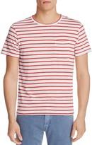 Alternative Eco Jersey Striped Pocket Tee - 100% Exclusive
