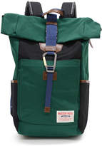 MASTERPIECE Link Roll Top Backpack Green