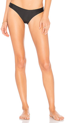 PQ Basic Ruched Bikini Bottom