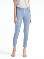 Banana Republic Sloan-Fit Zipper Pocket Bi-Stretch Pant