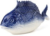 The Well Appointed House Oscar de la Renta Dip-Dye Fish Tureen