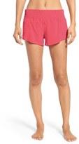 Zella Women's 'Daylight' Perforated Shorts