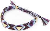 Rebecca Minkoff Triangular stud friendship bracelet