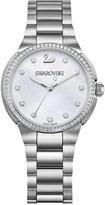 Swarovski Women's Swiss City Mini Stainless Steel Bracelet Watch 32mm 5221179