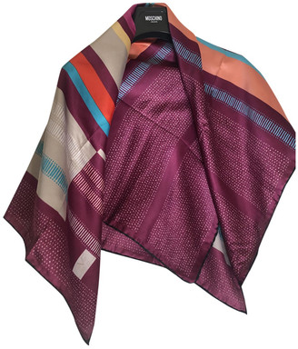 Versace Multicolour Polyester Scarves