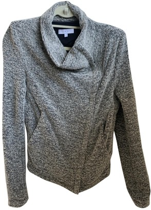IRO Grey Tweed Jackets