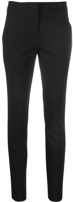 Frankie Morello Mid-Rise Tailored Trousers
