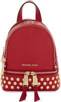 MICHAEL Michael Kors Rhea extra-small leather cross-body backpack