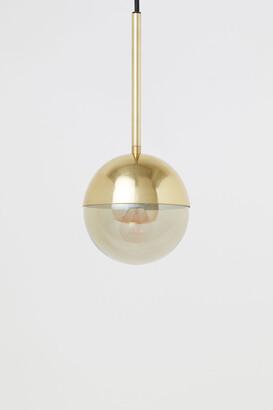 H&M Small metal pendant light