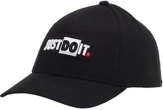 Nike Sportswear Legacy91 Logo Hat (Black) Caps