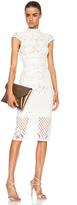 miranda kerr  Who made  Miranda Kerrs white short sleeve lace dress, nude pumps, and brown cat sunglasses?