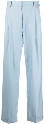 Casablanca Pleated Tailored Trousers