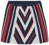 Tommy Hilfiger Th Kids Jacquard Skirt