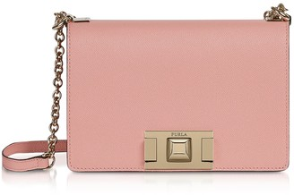 Furla Leather Mimi Mini Crossbody Bag