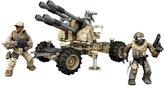 Mega Bloks Call of Duty Anti-Aircraft Vehicle Building Kit