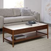 west elm Robbins Mid-Century Storage Coffee Table