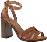 Banana Republic Block-Heel Sandal