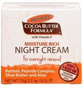 Palmers Cocoa Butter Formula Night Renewal Cream - 2.7 oz