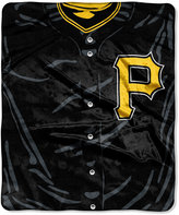 Northwest Company Pittsburgh Pirates Raschel Strike Blanket