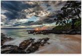 "Trademark Fine Art Pierre Leclerc 'South Maui Magic' Canvas Art, 47""x30"""