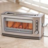Kalorik 2-Slice Glass Panel Long Slot Toaster