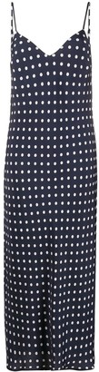 Essentiel Antwerp Polka Dot Cami Dress