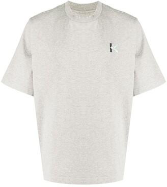 Kenzo embroidered-logo T-shirt