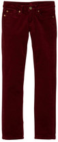 7 For All Mankind Roxanne Corduroy Skinny Pant (Big Girls)