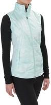 New Balance Polartec® Hybrid Vest - Insulated (For Women)