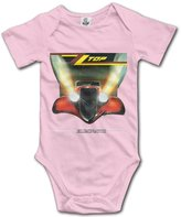 XinHua Baby ZZ Top Eliminator Unisex For Babies Bodysuit Romper Jumpsuit Outfits