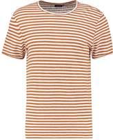 J.lindeberg Print Tshirt Rust