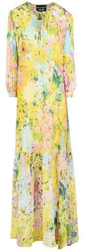 Moschino OFFICIAL STORE Long dress