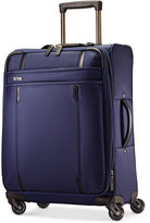 """Hartmann Modern LineAire 20"""" Carry On Expandable Spinner Suitcase"""