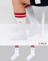 Puma 2 Pack Socks