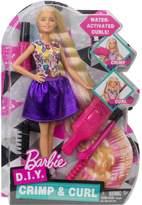 Barbie DIY Crimp and Curl BarbieTM