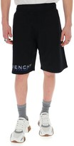 Givenchy Logo Shorts