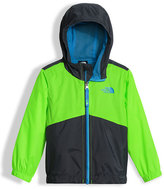 The North Face Flurry Wind Hooded Jacket, Green, Size 2-4T