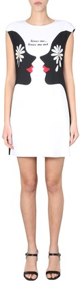 Boutique Moschino Midi Dress