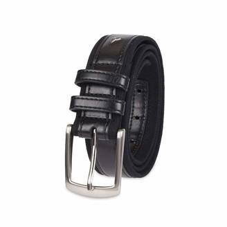 Nautica Men's 35mm Canvas Belt