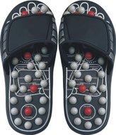 Health King Massage Accupressure Foot Slipper Large Size fits Men (9-11)/ Wom...