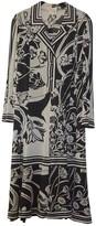 Emilio Pucci Anthracite Cashmere Dress for Women Vintage