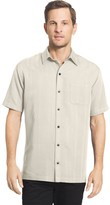 Van Heusen Men's Classic-Fit Dobby Button-Down Shirt