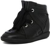 Isabel Marant Baya Sneaker in Noir