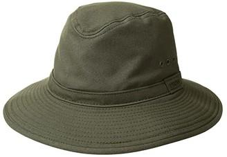 Filson Summer Packer Hat (Otter Green) Caps